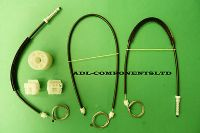 VW T5 TRANSPORTER WINDOW REGULATOR REPAIR KIT FRONT LEFT